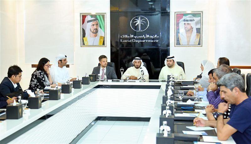 """أراضي وأملاك دبي تطلق رسميًا """"جائزة العقارات الخليجية"""" السنوية"""