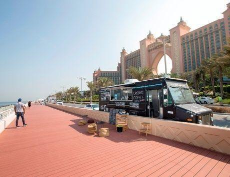 """""""نخيل"""" تفتتح ممشى نخلة جميرا في دبي بتكلفة 150 مليون درهم"""