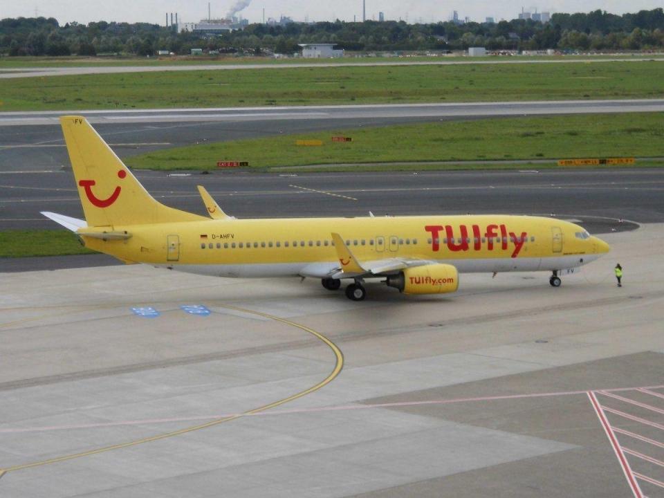 توي توافق على خطط لتأسيس شركة للطيران الفاخر مع الاتحاد الإماراتية