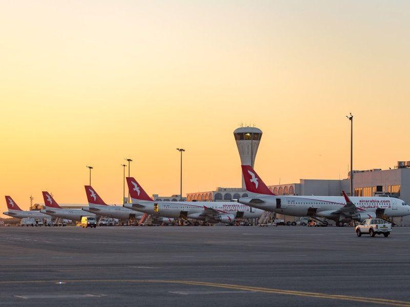 العربية للطيران تؤكد خيارات شراء خمس طائرات إضافية من طراز إيرباص A320
