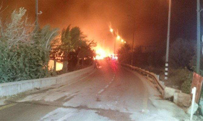 إسرائيل تطلب طائرات من اليونان وكرواتيا للمساعدة في إخماد حرائق الغابات