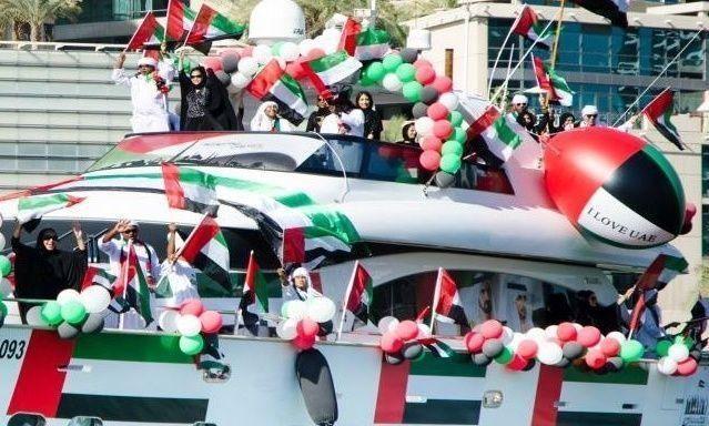 شرطة أبوظبي تعلن ضوابط التزيين في اليوم الوطني