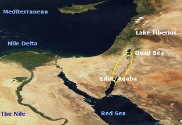 الأردن يختار خمسة ائتلافات عالمية للمرحلة الأولى من قناة بين البحر الأحمر والبحر الميت