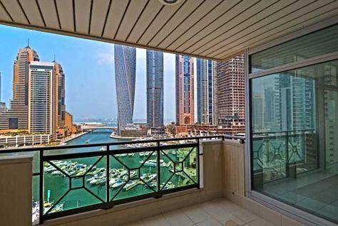 دبي: 22 % انخفاض الإيجارات في المارينا وفقا لأحدث بيانات مؤشر الإيجارات