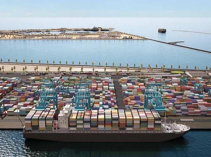 الملاحة القطرية وموانئ قطر تطلقان مشروعا مشتركا لإدارة ميناء حمد في الدوحة