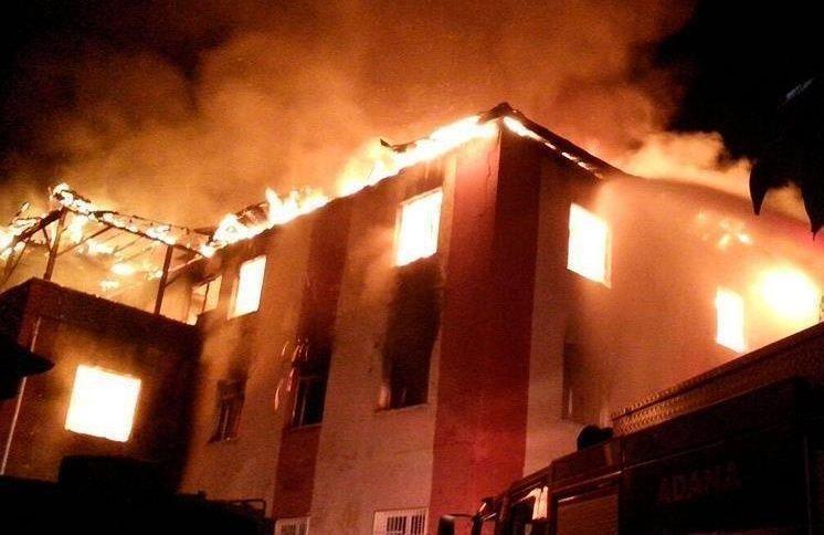 حريق في مهجع للفتيات في تركيا يقتل 12 بينهم 11 مراهقة