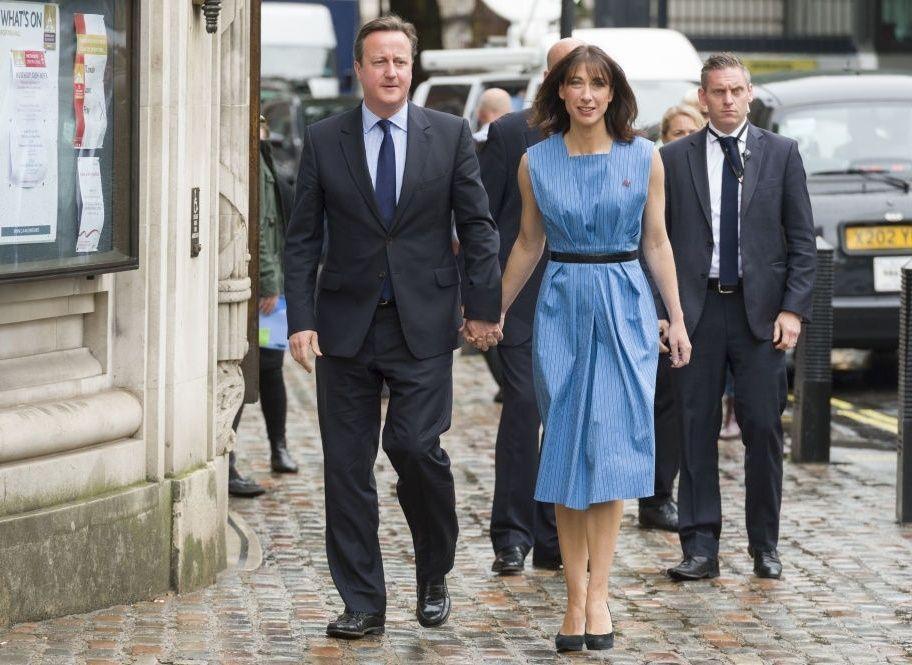 بريطانيا: سامنتا كاميرون تعلن إطلاق ماركة ملابس خاصة بها