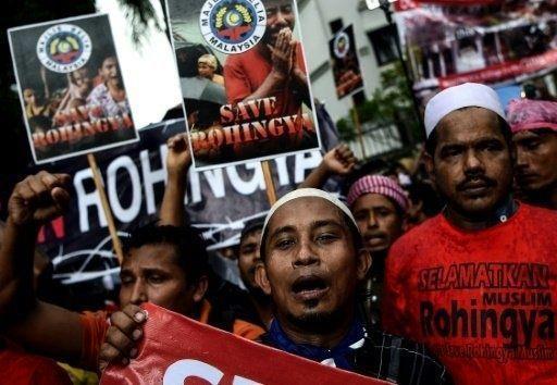 ماليزيا تلغي مباراتي كرة القدم مع بورما في ظل الحملة ضد مسلمي الروهينغا