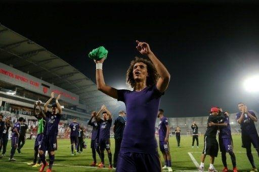الإماراتي عمر عبدالرحمن أفضل لاعب في قارة آسيا