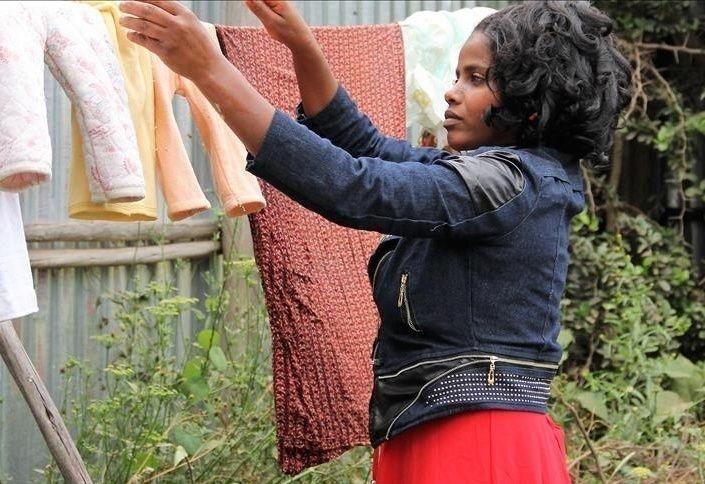 """""""الفتاة اللغز"""".. إثيوبية تعيش بدون طعام وشراب!"""