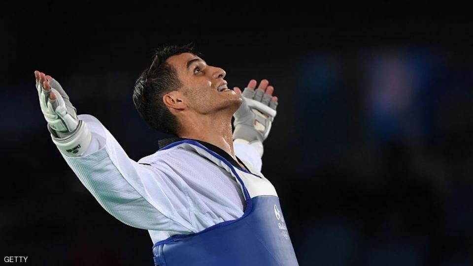 الأردني أبو غوش يخطف لقب أفضل لاعب تايكواندو في العالم