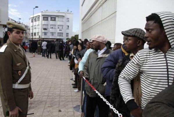 المغرب تعتزم منح تصاريح إقامة لألوف المهاجرين غير الشرعيين