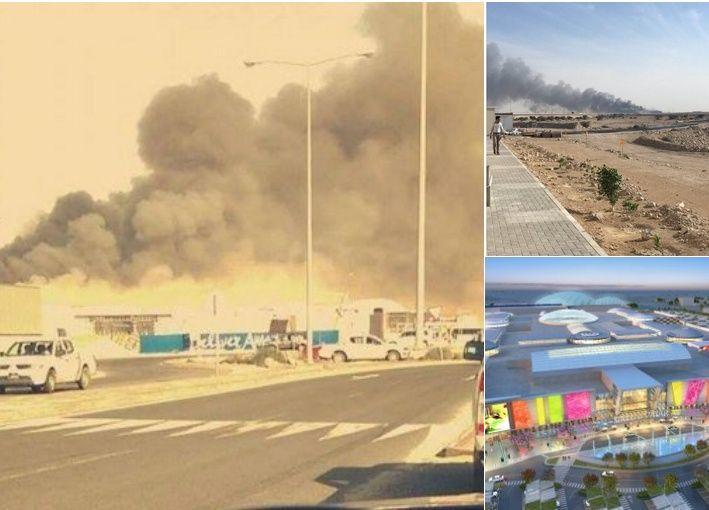 200 مليون ريال قطري، أكبر تعويض سددته شركة تأمين لحريق شب في قطر