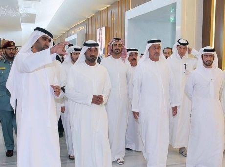 """""""دبي الجنوب"""" تحتضن أكبر مبنى للطيران الخاص في العالم"""
