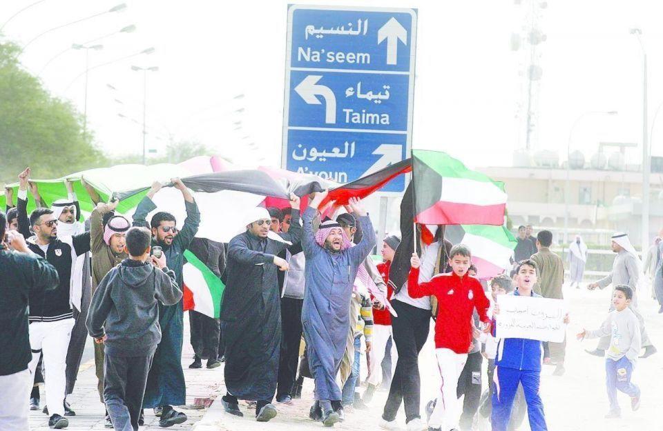 """حصول أكثر من 5500 من """"بدون"""" الكويت على الجنسية السعودية"""