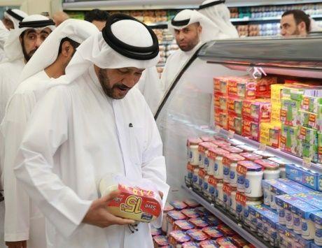 """الإمارات: """"حماية المستهلك"""" تعتزم تثبيت أسعار أصناف جديدة"""