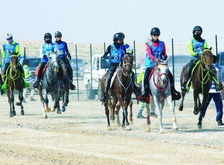 مهرجان محمد بن راشد للقدرة ينطلـق في سيح السلم بدبي اليوم