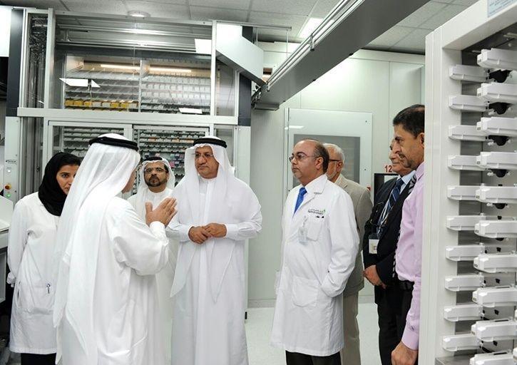 التأمين الصحي الإلزامي في دبي يرفع الطلب على الأدوية 100%