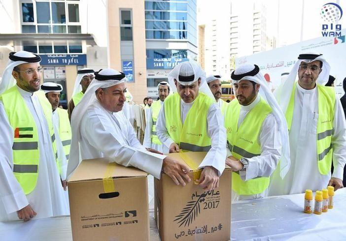 """""""اقتصادية دبي"""" تطلق مبادرة مجتمعية لإعانة ذوي الدخول المحدودة في إطار عام الخير"""