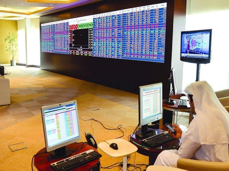 بورصة قطر ترتفع مع صعود بروة والسعودية تتراجع بفعل انخفاض النفط