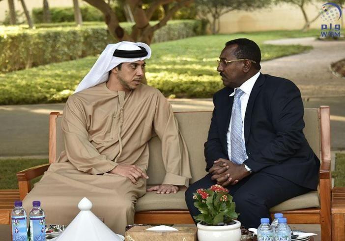 وديعة إماراتية من 500 مليون دولار للبنك المركزي السوداني
