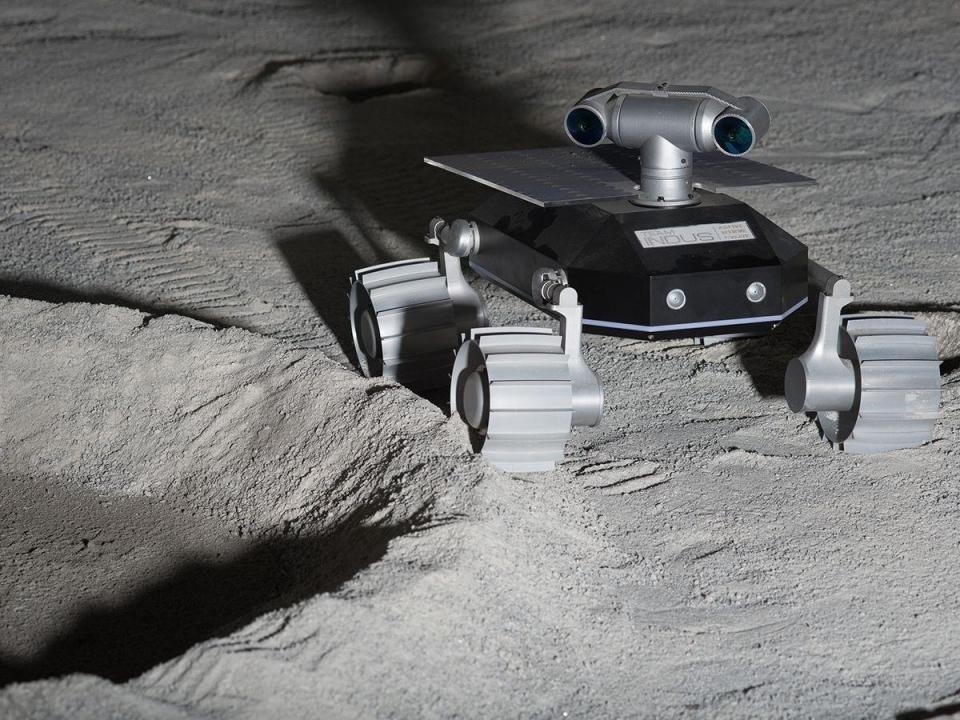خمسة فرق تتنافس لنيل جائزة غوغل للهبوط بمركبة فضائية على القمر