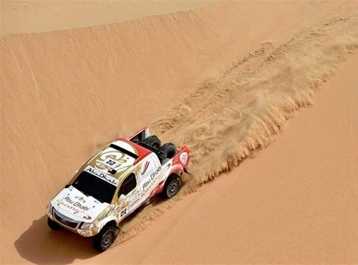 انضمام رالي دبي الدولي رسمياً إلى بطولة كأس العالم للراليات الصحراوية