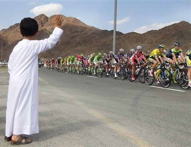 """غداً.. انطلاق """"طواف دبي للدراجات الهوائية"""" في نسخته الرابعة"""
