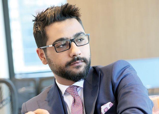 مهاب أيوب : طموح الشباب