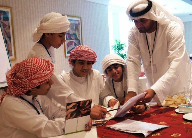 الإمارات تسير بخطى ثابتة نحو بناء نظام تعليمي رفيع المستوى