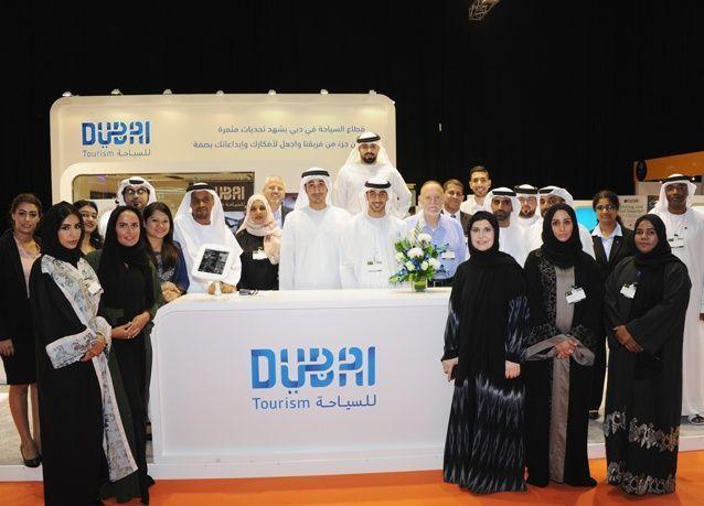 """""""دبي للسياحة"""" تعزّز جهودها لإعداد قادة المستقبل في قطاع الضيافة"""