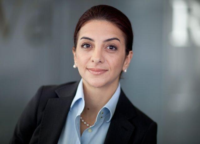 تعيين عالية الرفاعي مديراً مالياً في سيمنس الشرق الأوسط