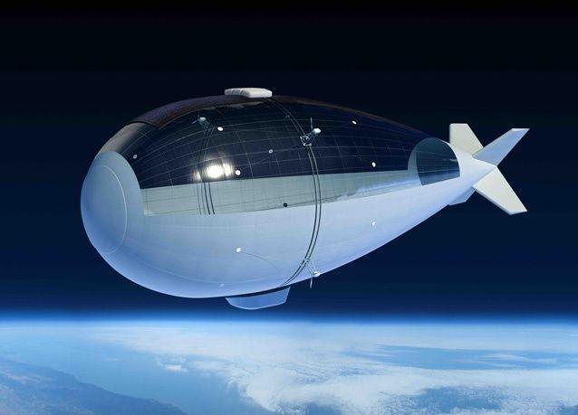 عقد اتفاقية تطوير تطبيقات منطاد مراقبة على ارتفاع 20 كم عن سطح الأرض