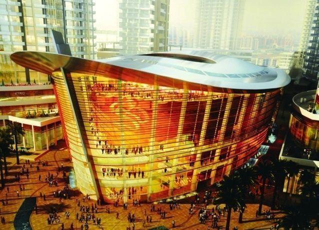 تعرّف على «دبي أوبرا» من إعمار والتي سيتم افتتاحها في العام الجاري