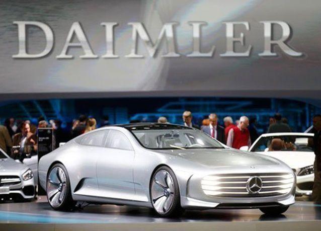 بالصور: مرسيدس تكشف عن سيارتها الجديدة IAA
