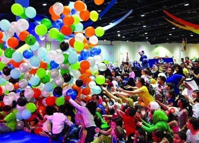 """بالصور : احتفالات """"العيد في دبي"""" تزخر بالفعاليات والعروض المذهلة"""