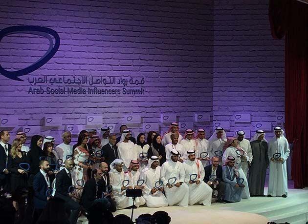 بالصور : إنطلاق قمة رواد التواصل الاجتماعي العرب في دبي