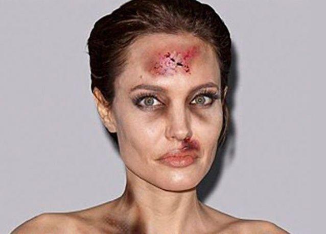 بالصور : إلى صاحبة القيم الإنسانية التي تصارع المرض بصمت .. أعمال ومواقف لانجلينا جولي لا يمكن نسيانها