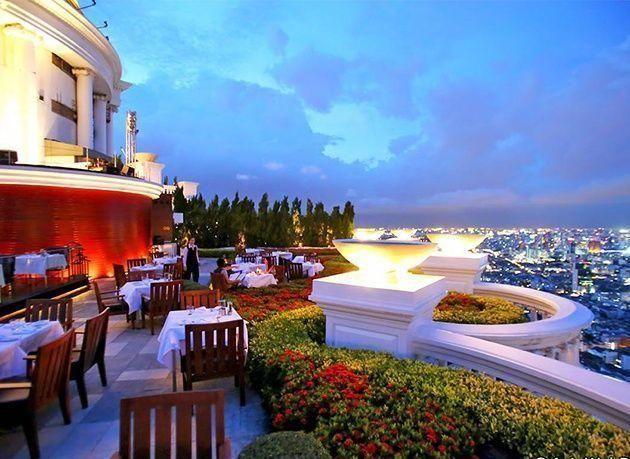 بالصور : أجمل إطلالات المطاعم حول العالم