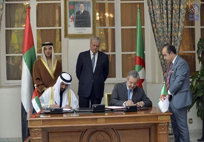 أبوظبي للتنمية يوقع اتفاقية لتزويد 10 مستشفيات جزائرية بأحدث الأجهزة والمعدات الطبية