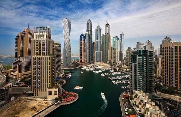 100 مشروع استثماري جديد في دبي منها 30 أمريكياً و 16 بريطانياً