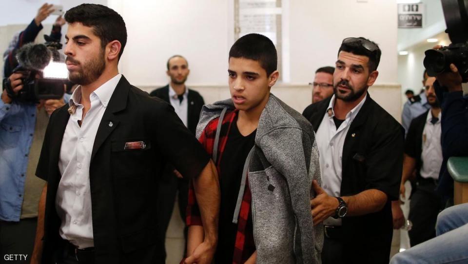 محكمة إسرائيلية تسجن الطفل مناصرة 12 عاما