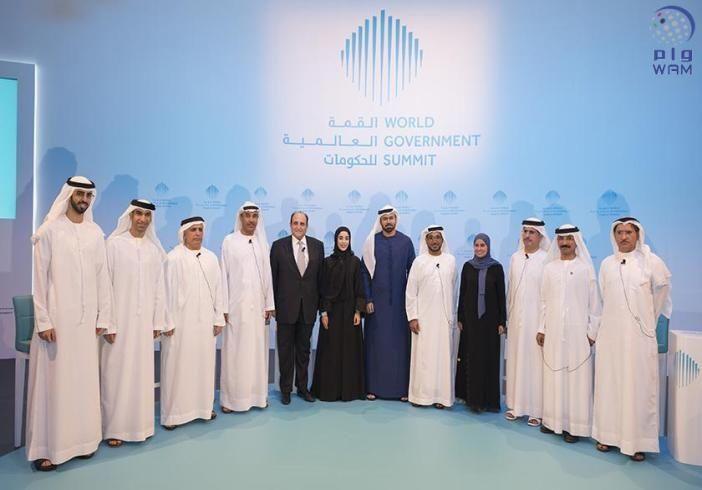 """10 محطات جديدة في الدورة الخامسة لـ""""القمة العالمية للحكومات"""" بدبي 12 فبراير"""