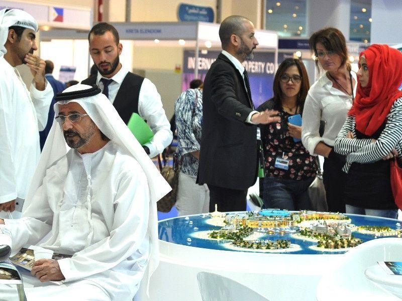 أبوظبي: 125 شركة من 25 دولة تشارك في المعرض الدولي للعقارات والاستثمار