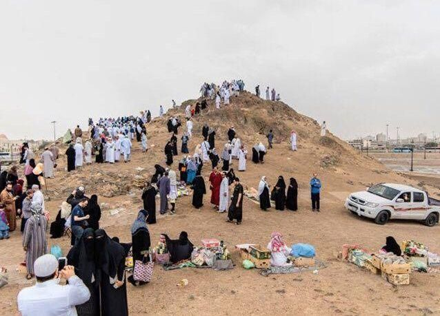 بالصور : الرحلة الحديثة إلى مكة المكرمة