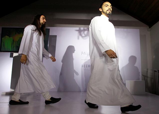بالصور : تصميم أول ثوب سعودي مضاد للرصاص
