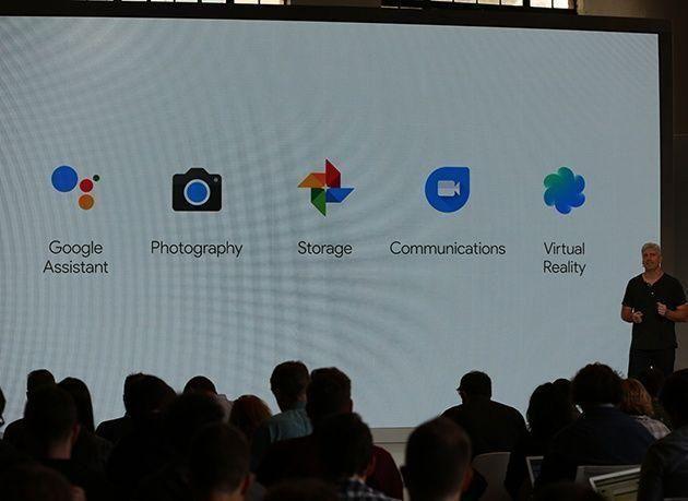 "بالصور : غوغل تكشف عن هاتفيها ""Google Pixel"" و ""Pixel XL"""