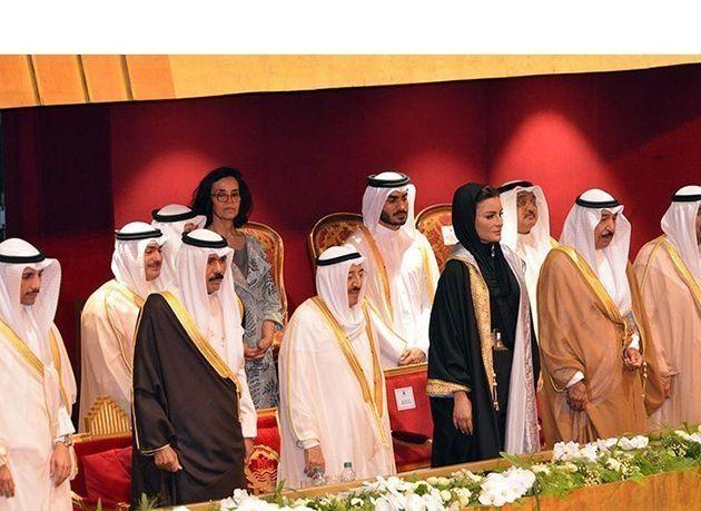 بالصور : الكويت تفتتح دار الأوبرا الوطنية