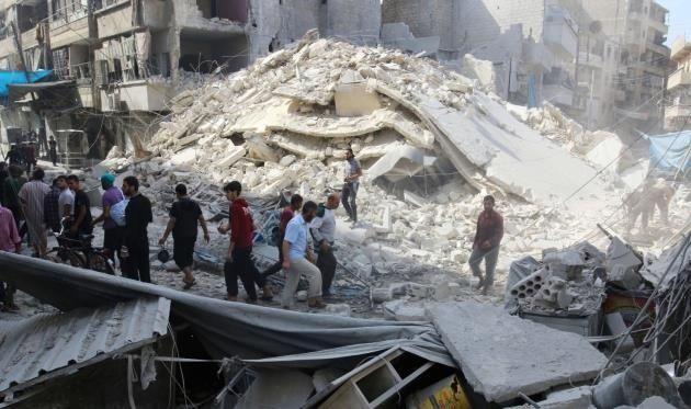 مقتل 20 من المعارضة بتفجير سيارة ملغومة قرب الحدود السورية التركية