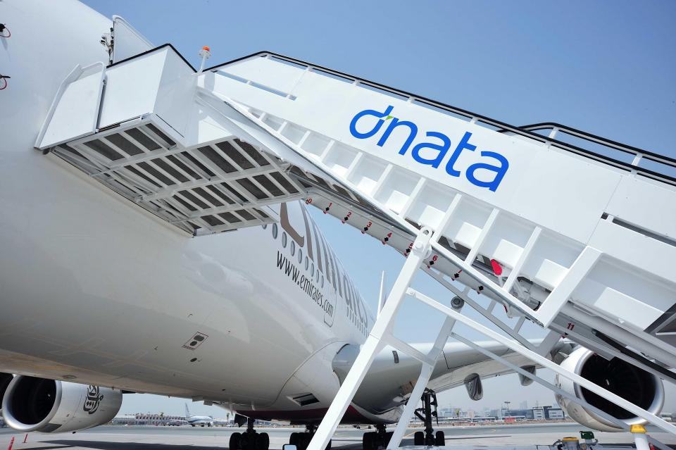 دناتا تواصل نموها في 2016 وتقدم خدماتها لأكثر من 91.3 مليون راكب